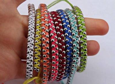 pulsera de cadena de bolas1